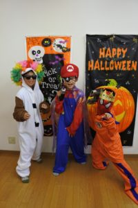 Happy Halloween~~